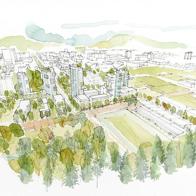 UBC Stadium Neighbourhood Masterplan